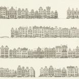 Portobello Wallpaper Amsterdam 289540 By Rasch Textil For Brian Yates